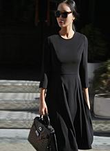 D·布莱克牌连衣裙<font color=9A9A9A><br>黑标<br>女性线条是如此可爱〜</font>