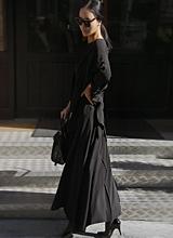 庄黑裙子亲睦<font color=9A9A9A><br>黑标签<br>艾格瓦特和优雅的女人〜</font>