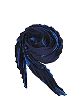 Kkomde褶皱围巾