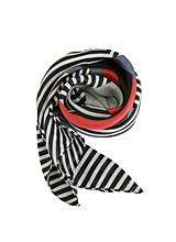索尼娅对角线围巾