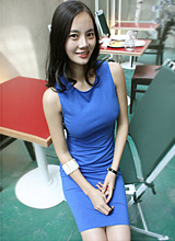 D&连衣裙<font color=9A9A9A><br>下面的口彩byeolroda</font>