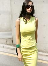 D&* ST连衣裙<font color=9A9A9A><br>未来戴着有色byeolroda</font>