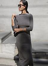 沙阿修身长款连衣裙<font color=9A9A9A><br>我非常不错的价格!</font>