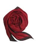 萨尔瓦多配色真丝围巾