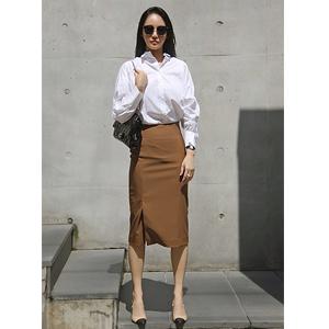 Jilsaen基本裙子